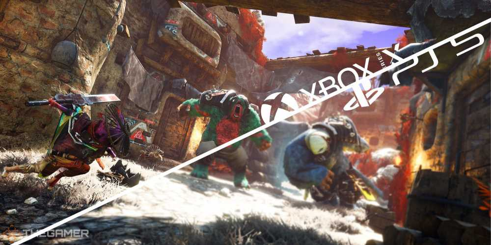 Biomutant Runs At 4K On Xbox Series X, But Just 1080p On PS5