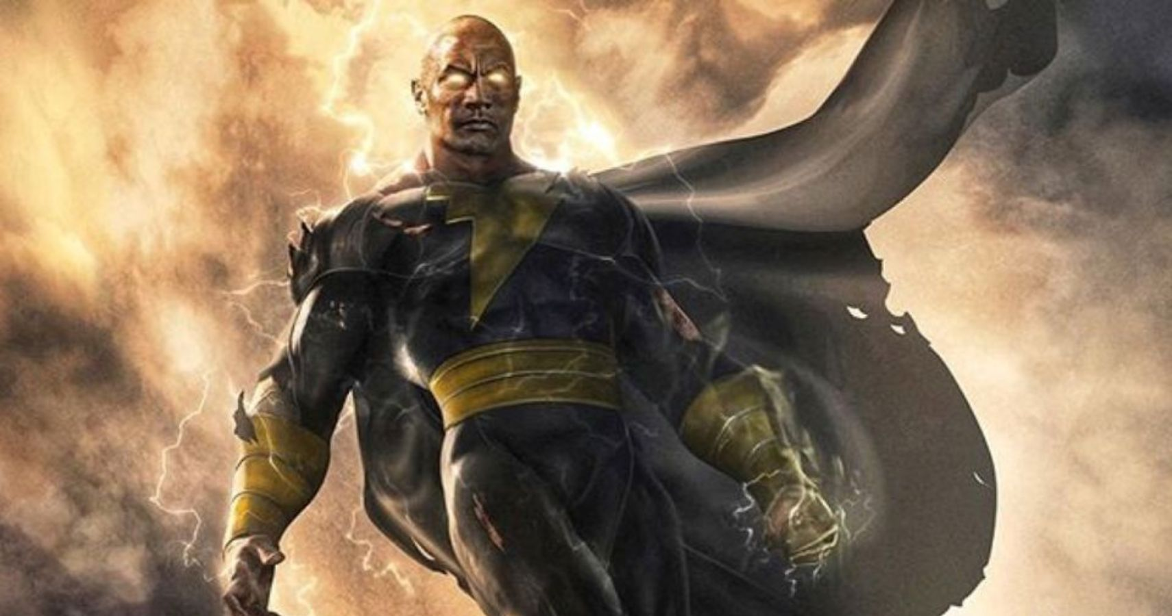 Black Adam's Suit Won't Need Muscle Padding, Thanks To Dwayne Johnson's Physique