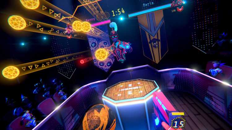 Blaston is a Creative VR Shooter for Quest 2 That Thinks Outside the Box
