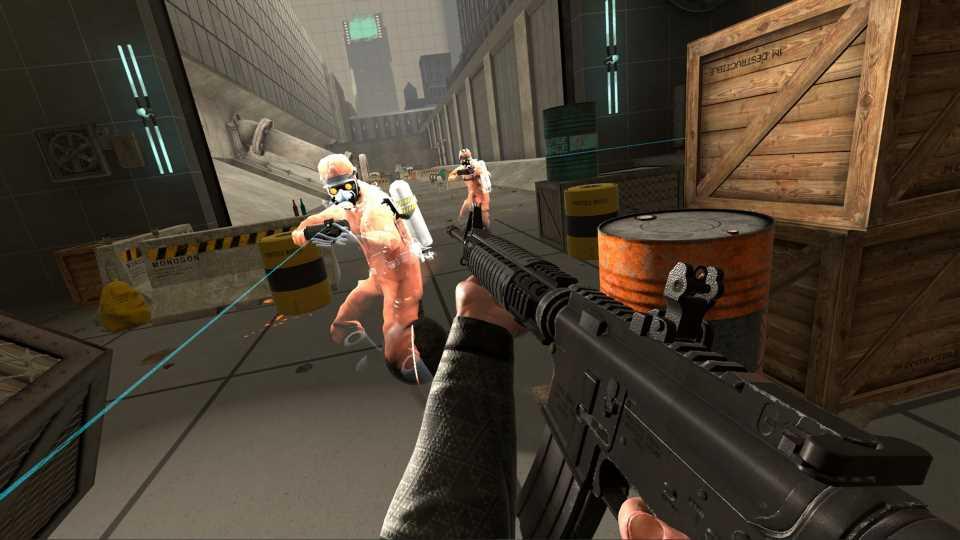 Boneworks Dev Teases Progress On Next Game For Quest 2