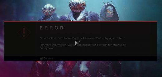 Bungie Extends Destiny 2 Server Maintenance For 3 Additional Hours