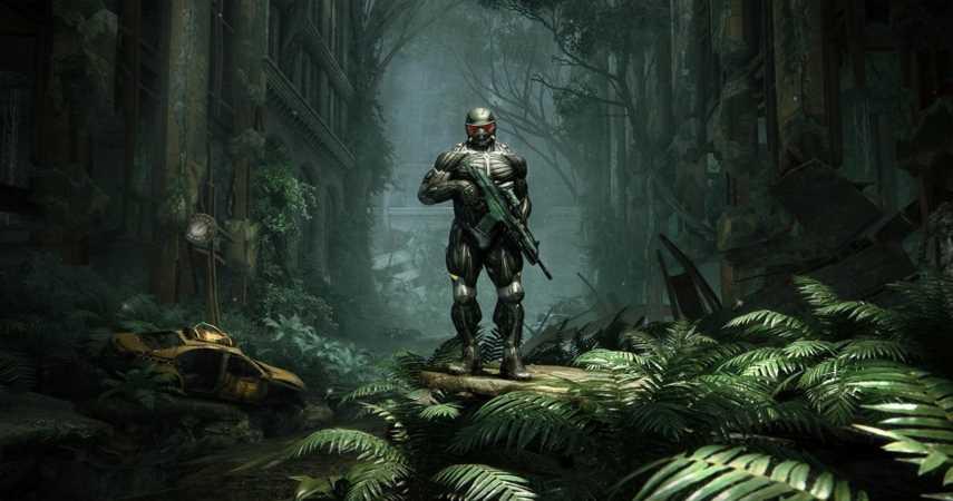 Crytek Is Teasing A Crysis 3 Remaster