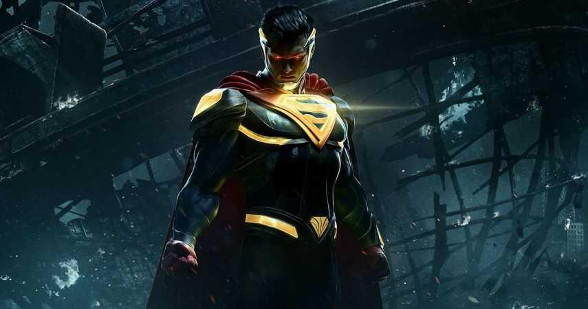 DC Announces Brand New Animated Injustice Film