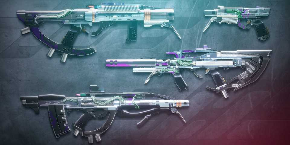 Destiny 2: Every New Weapon In Season Of The Splicer