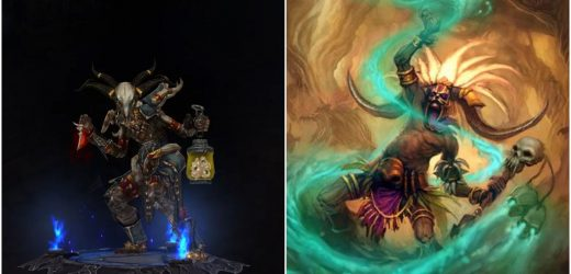 Diablo 3: The Best Witch Doctor Builds, Ranked