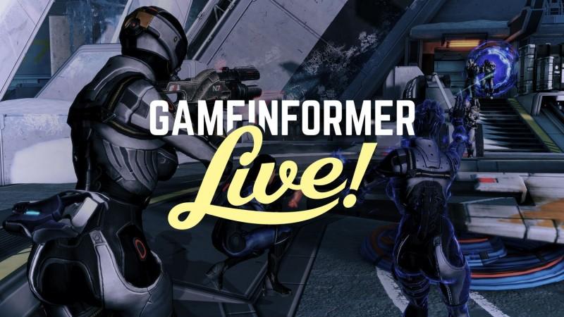 Does Mass Effect 3 Multiplayer Still Hold Up? – Game Informer Live
