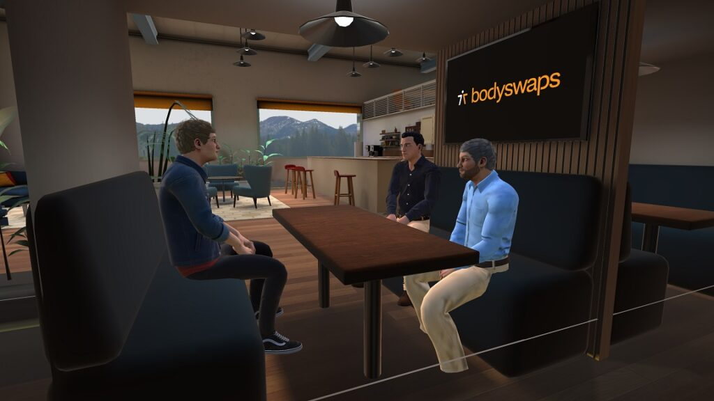 Don't Stress About a Job Interview With Bodyswaps' new Simulator
