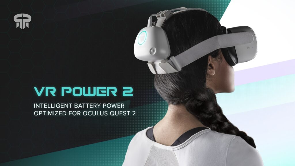 Enjoy up to 8 Hours of Oculus Quest 2 Gaming With VR Power 2