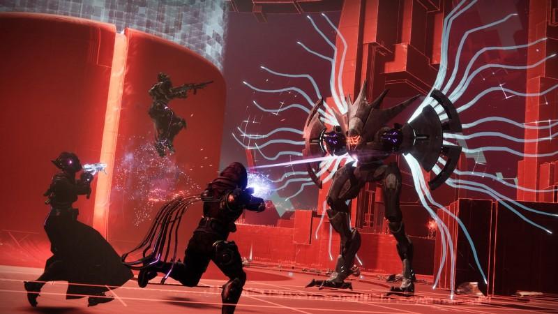 Epileptic PSA: Destiny 2 Beyond Light