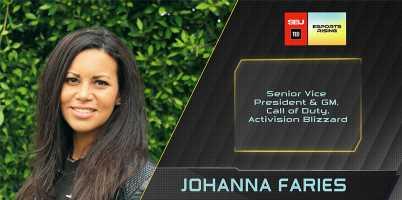 Esports Rising 2021 Recap: Activision Blizzard's Johanna Faries – The Esports Observer