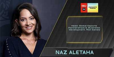 Esports Rising 2021 Recap: Naz Aletaha – The Esports Observer
