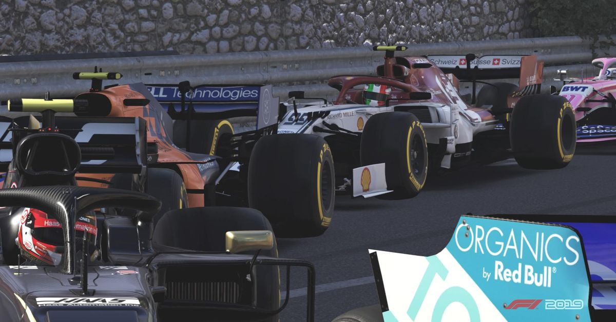 F1 2021's Deluxe Edition puts all-time greats in the career roster