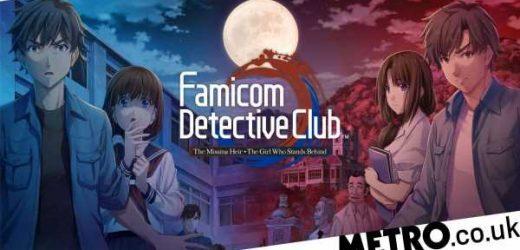 Famicom Detective Club review – 8-bit murder mystery