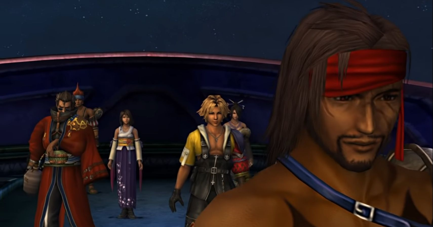 Final Fantasy 10 Perfectly Depicts Strained Family Relationships
