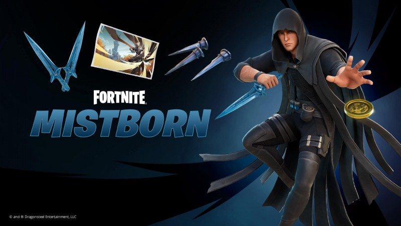 Fornite Unites With Mistborn For Unexpected Crossover