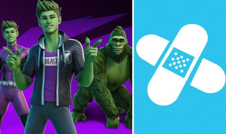 Fortnite PS5 update 1.00.027 PATCH NOTES: Epic issues warning to Teen Titans Cup players
