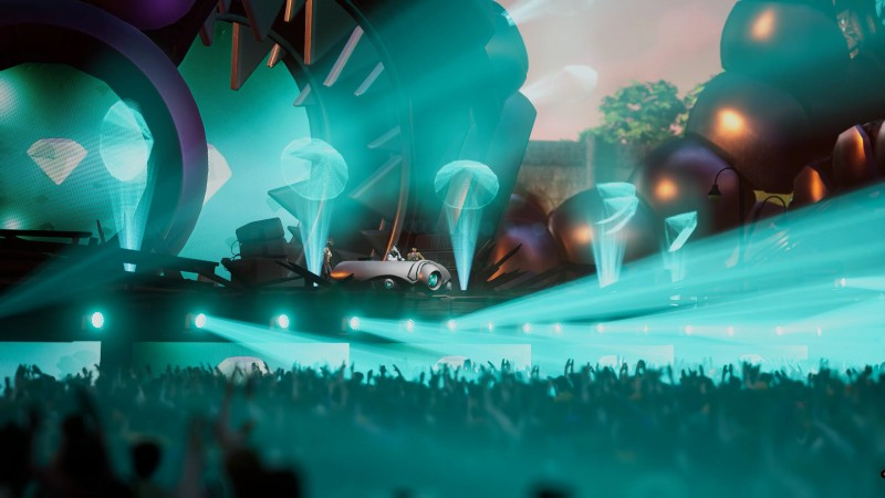 Fuser Now Lets You Headline A Virtual Music Festival With New Diamond Stage