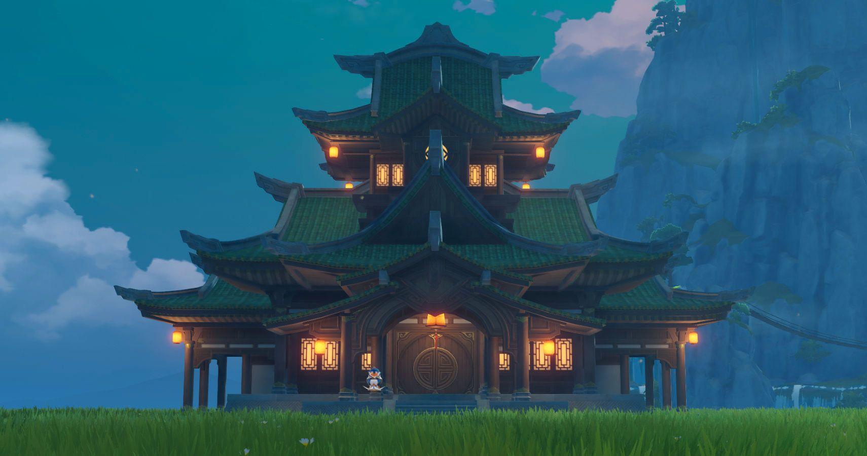 Genshin Impact: Every Building Blueprint For The Serenitea Pot