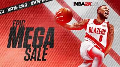 Get NBA 2K21 For Free Through Epic Games Store For A Limited Time