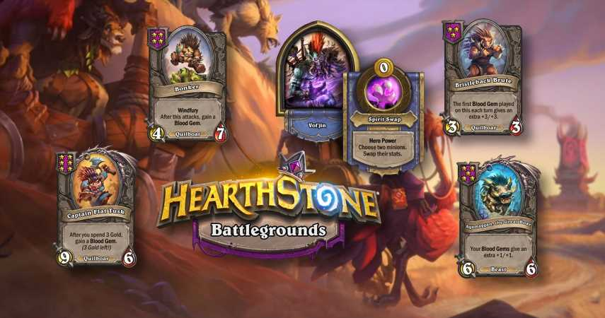 Hearthstone Battlegrounds: Everything Added In The Quilboar Update