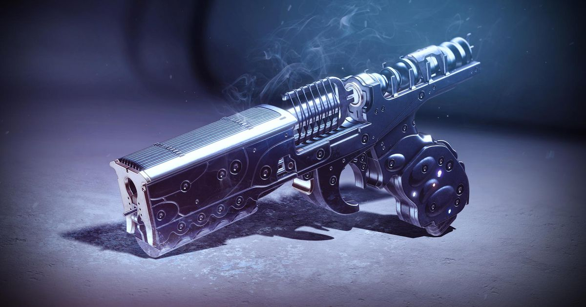 Here are the new Destiny 2 Exotics added in Season of the Splicer