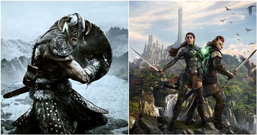 Here's How Skyrim's Success Forced Big Changes In The Elder Scrolls Online