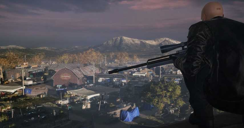 Hitman 2016 Alpha Footage Shows A Very Different Colorado Map
