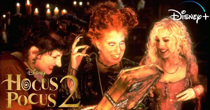 Hocus Pocus 2 Bewitches Disney+ With Original Cast In Fall 2022