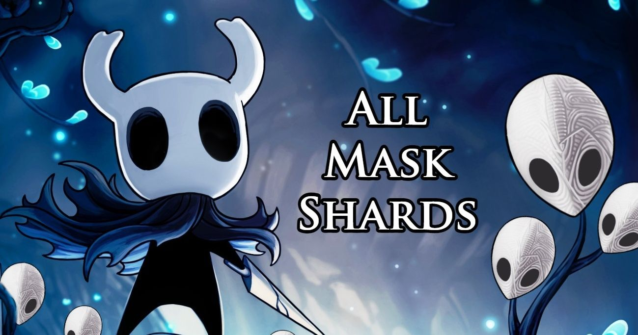 Hollow Knight: How To Get Every Mask Shard