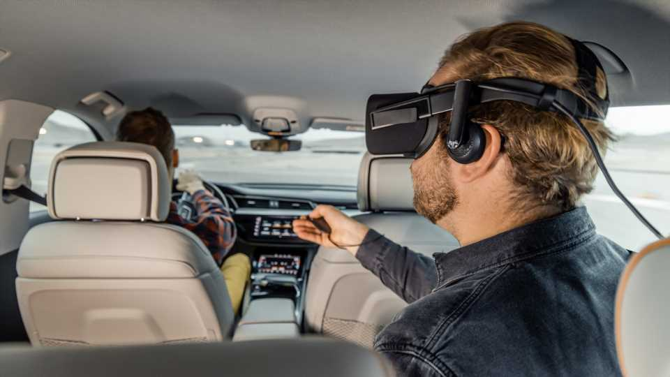 Holoride Secures $12M Funding to Create Immersive in-car VR Experiences – Road to VR