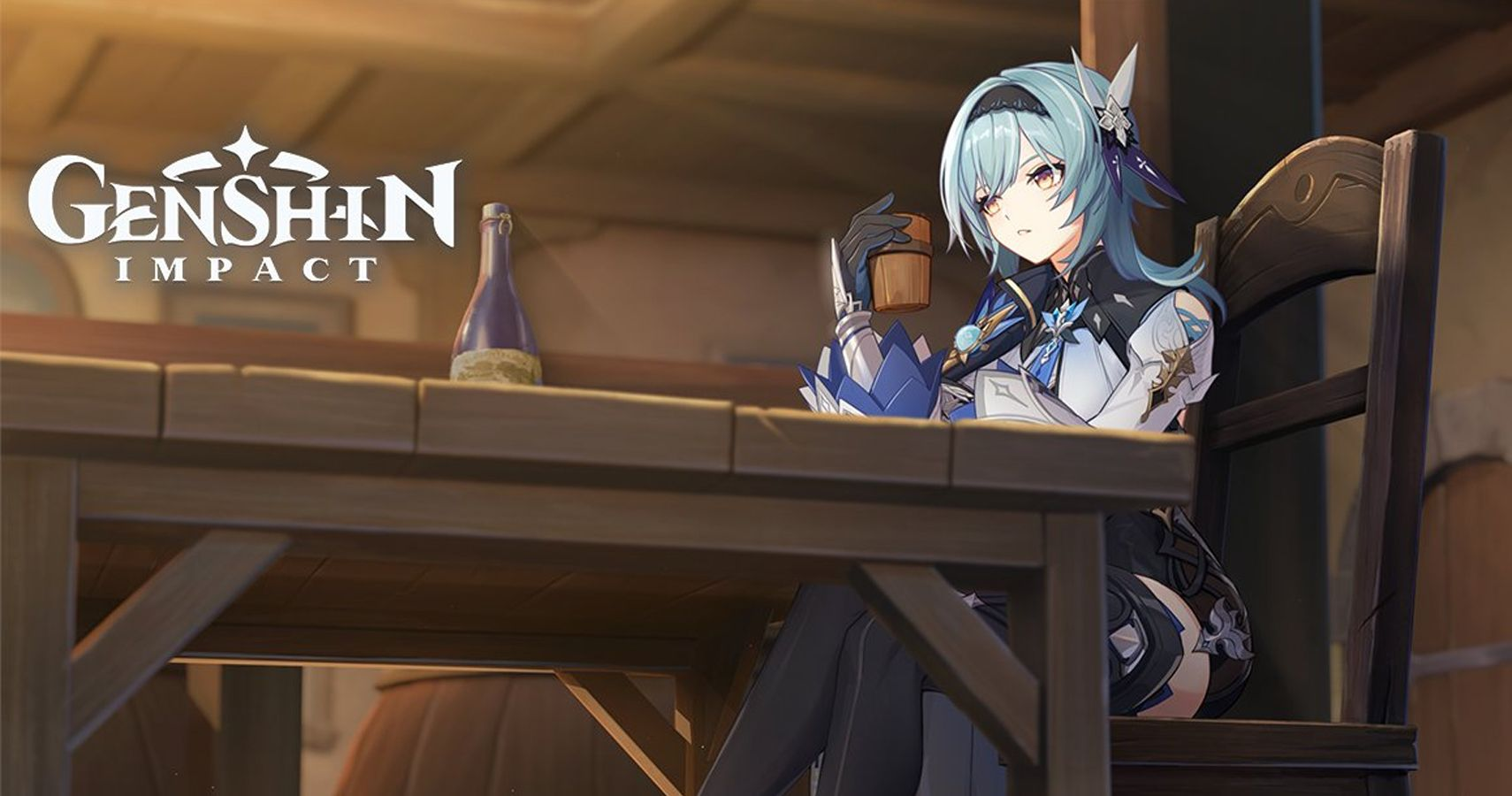 How To Get The New Genshin Impact Live Wallpaper Featuring Eula