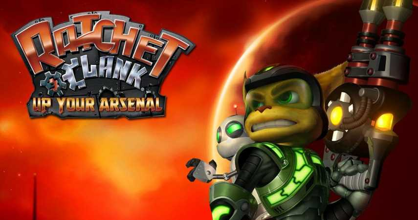 I Miss Ratchet & Clank's Tongue In Cheek Naming