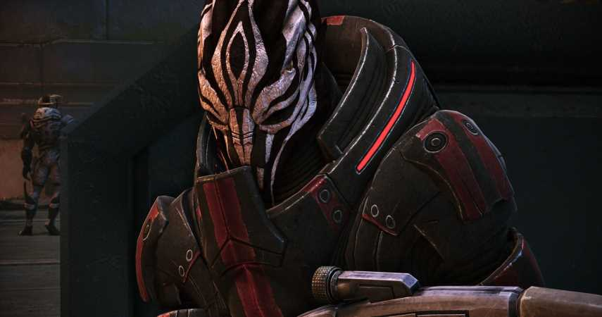 I Wish We Got More Mass Effect Missions With Nihlus Kryik