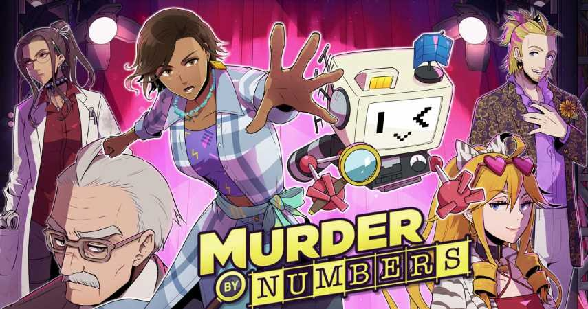 Interview: Ed Fear on The Creation, Queerness And Charm Of Murder By Numbers