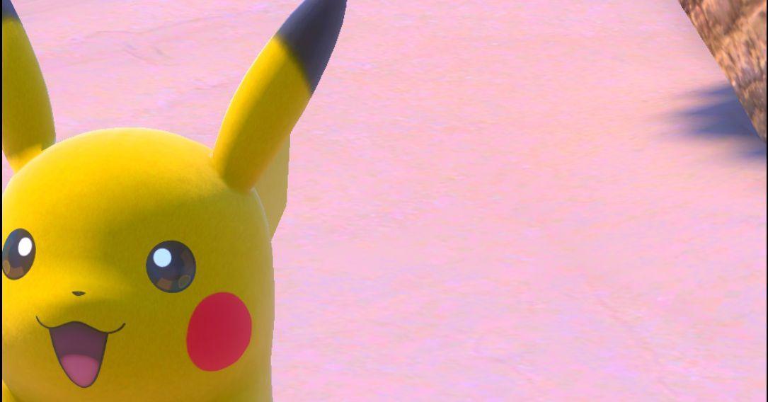 Joy-Con drift hurts even worse in New Pokémon Snap