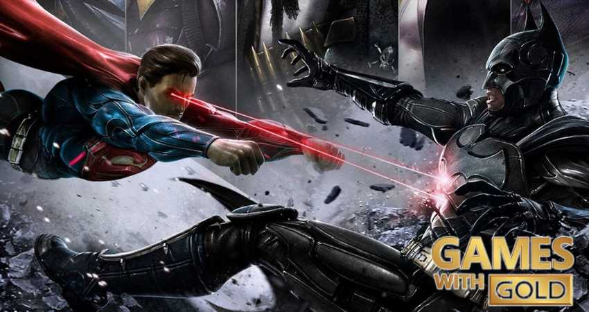 June 2021's Games With Gold Selection Includes Injustice And Shadows: Awakening