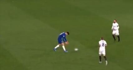 Kai Havertz Winding Up Sergio Ramos Proves FIFA Isn't Realistic Enough Yet