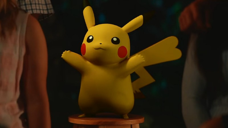 Katy Perry's Latest Video Electric Features Pikachu, Pichu