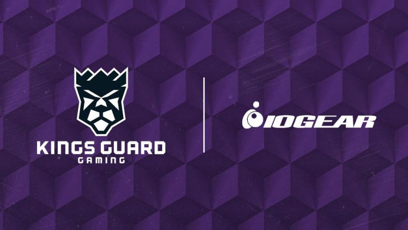 Kings Guard Gaming and IOGEAR Renew Partnership for 2021 NBA 2K League Season – The Esports Observer