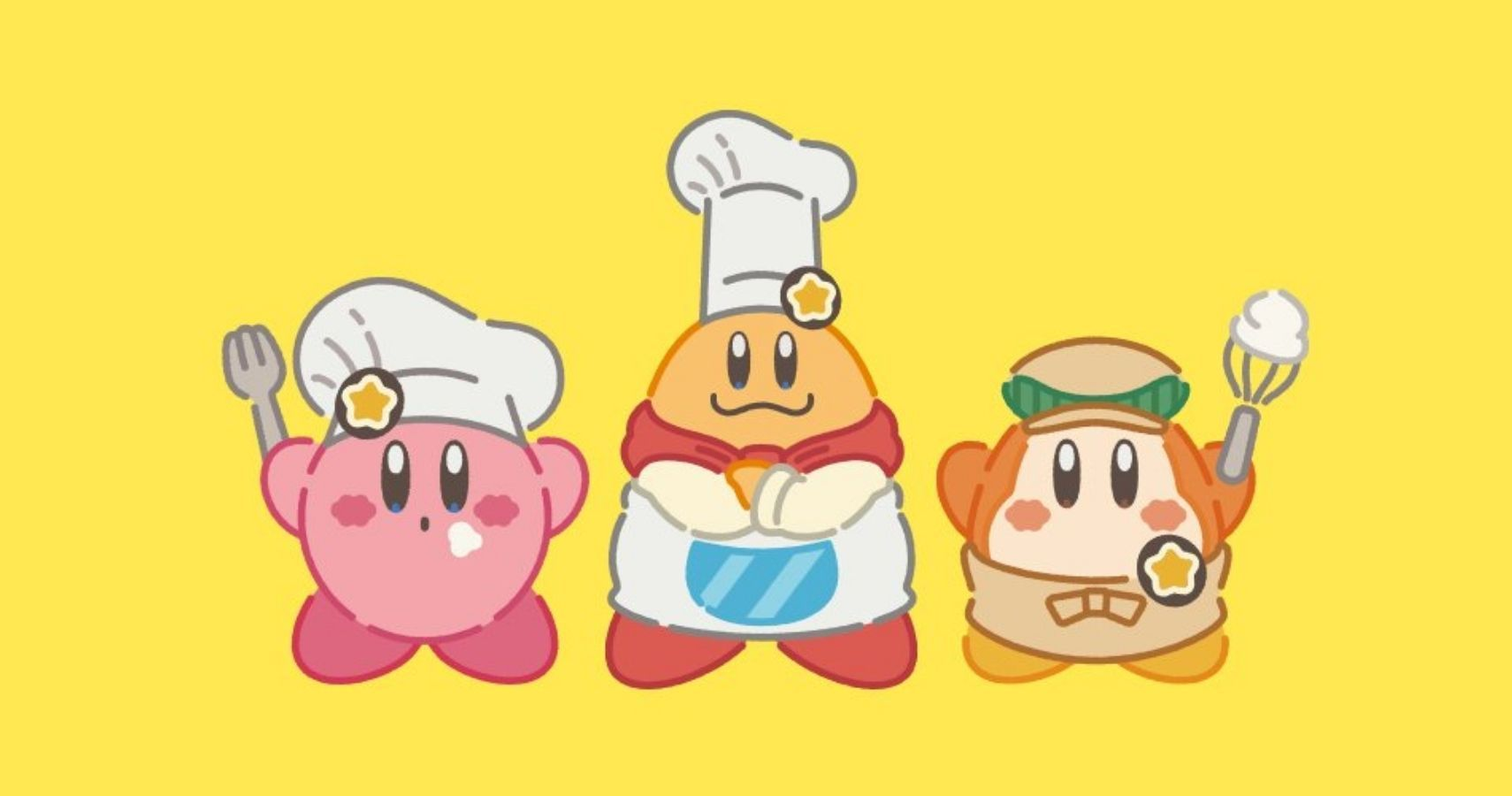 Kirby Cafe Opens Online Store So You Can Eat His Friends At Home