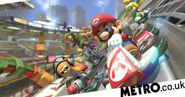 Mario Kart 8 Deluxe gets new patch as DLC talk reignites