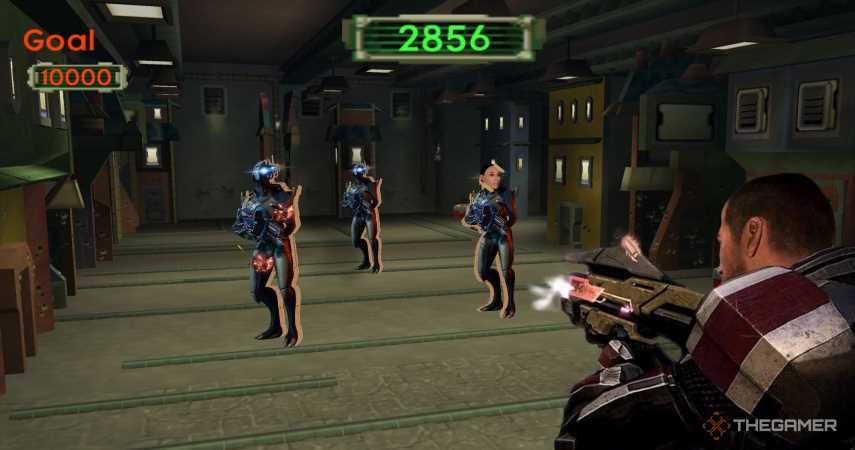 Mass Effect 2 Has Way Too Many Shooting Galleries