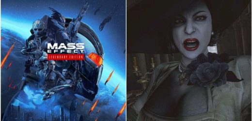 Mass Effect Knocks Resident Evil Off The Top Of The Steam Chart Before Even Being Released
