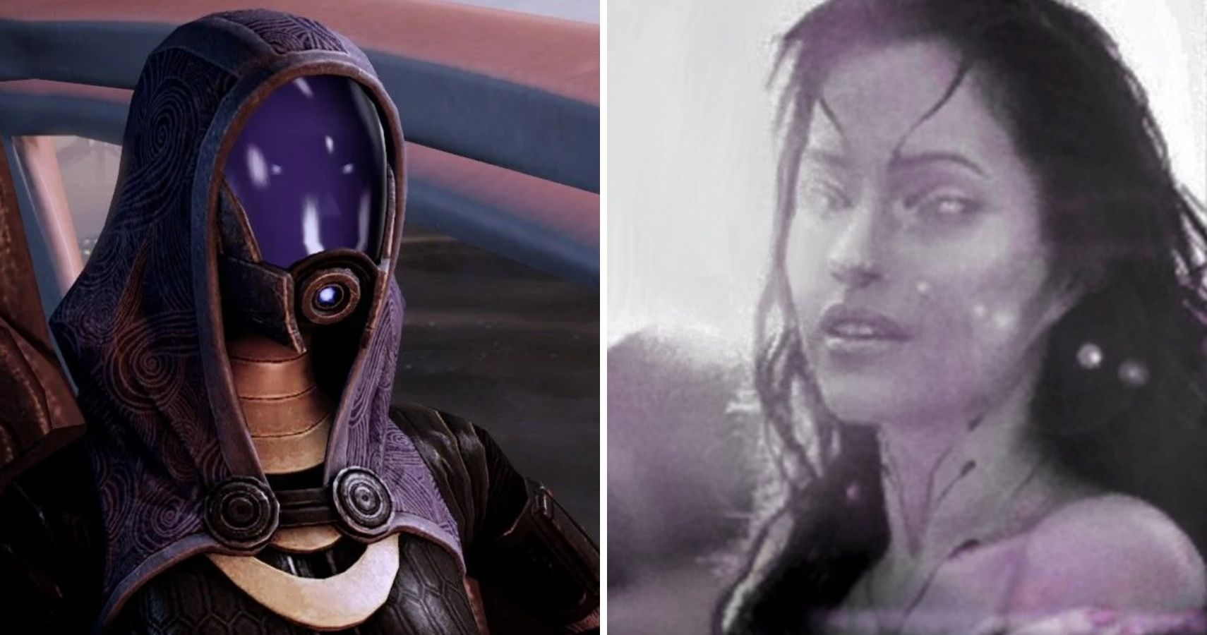 Mass Effect Legendary Edition Gives Tali A New Face