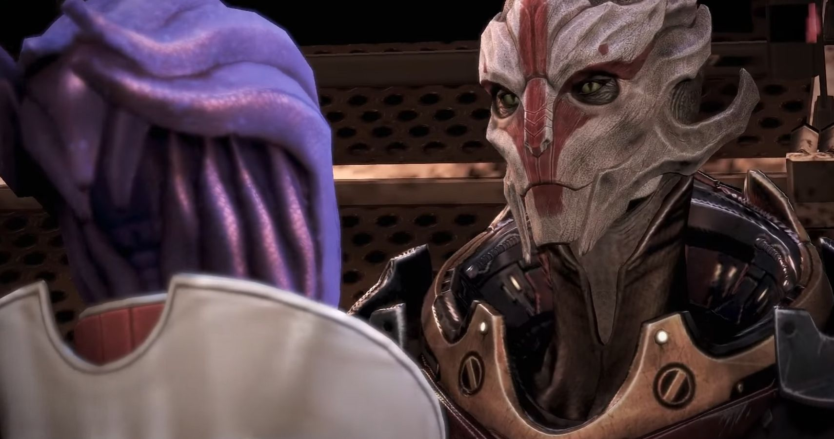 Mass Effect's Aria And Nyreen Deserve A Spin-Off