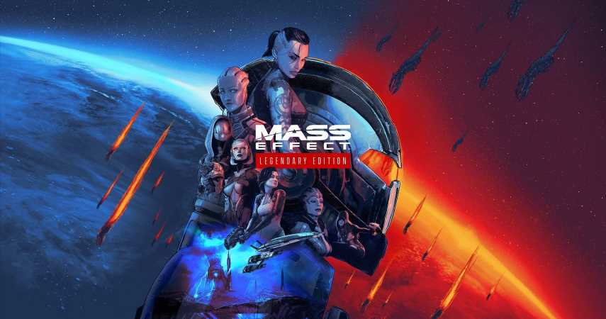 Mass Effect's New Box Art Creator Proves The Trilogy Has No Bad Squadmates