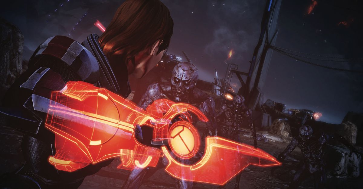 Mass Effect's revival reminds us it's time to abolish the space police