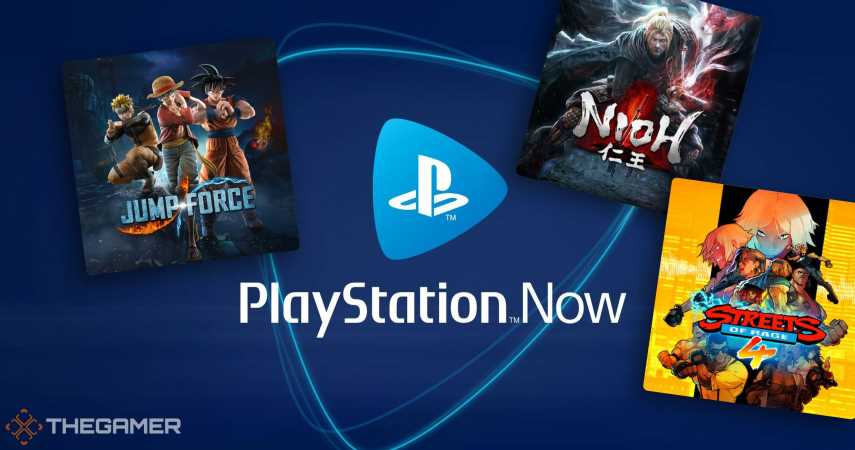May 2021 PlayStation Now Lineup Includes Nioh, Jump Force, And Streets Of Rage 4
