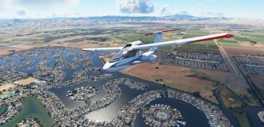 Microsoft Flight Simulator Is Now Half Its Size Thanks To A New Patch