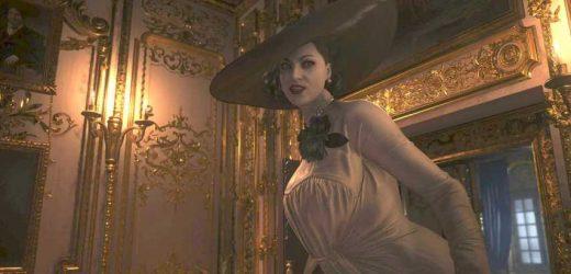 Modders Have Made Resident Evil Village's Lady Dimitrescu Even Taller